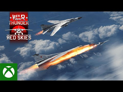 War Thunder: Red Skies Update Trailer