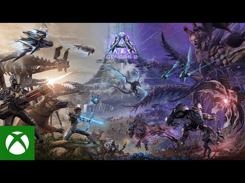 ARK: Genesis — Part 2 Launch Trailer