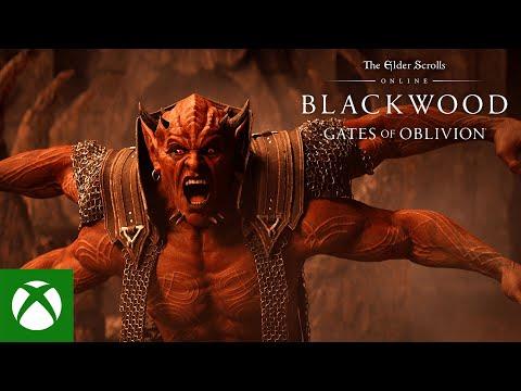 The Elder Scrolls Online — Gates of Oblivion Launch Cinematic