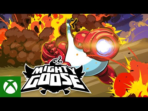 Mighty Goose Launch Trailer