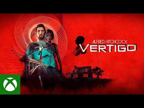 Alfred Hitchcock — Vertigo Teaser