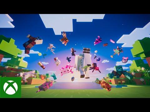 Minecraft Caves & Cliffs Update: Part I – Official Trailer