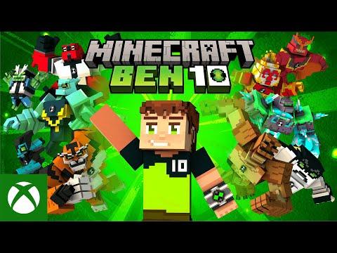Minecraft x Ben 10: Official DLC Trailer