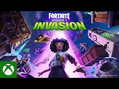 Invasion Story Trailer For Fortnite Chapter 2 — Season 7