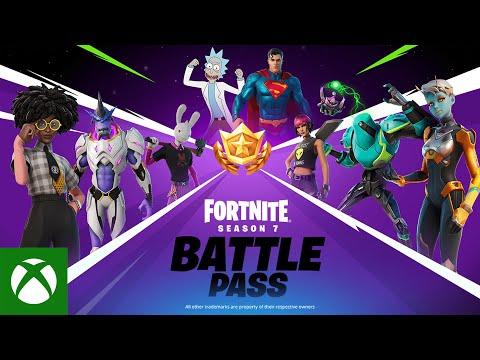 Fortnite Chapter 2 — Season 7 Battle Pass Trailer
