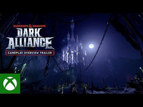 Dark Alliance – Official Gameplay Overview Trailer
