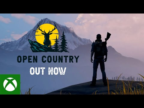Open Country Launch Trailer