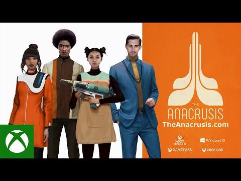 The Anacrusis Announce Trailer