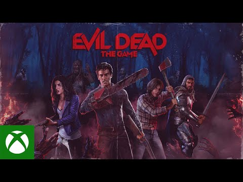 Evil Dead: The Game — Gameplay Overview Trailer