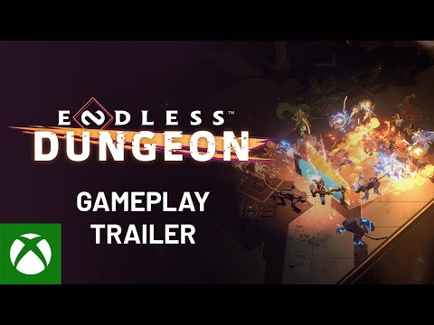 ENDLESS™ Dungeon — Gameplay Trailer