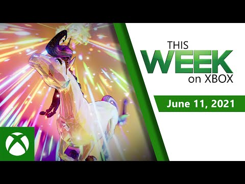 This Week On Xbox: June 11, 2021