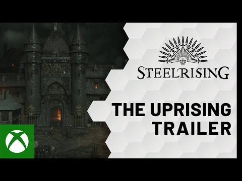 Steelrising — Uprising Trailer