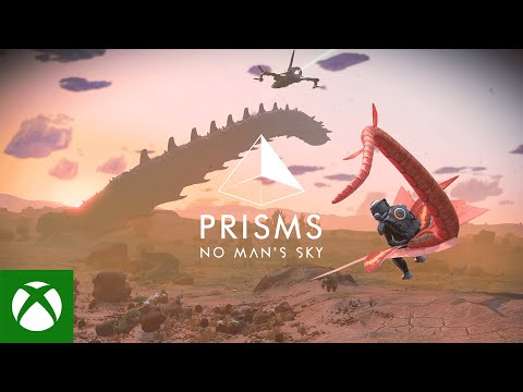 No Man's Sky Prisms Trailer