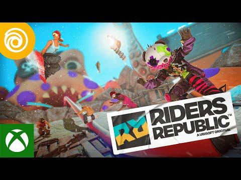Riders Republic — Deep Dive Trailer