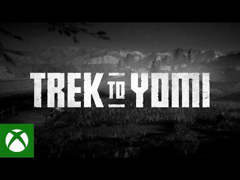 Trek to Yomi — Announcement Trailer