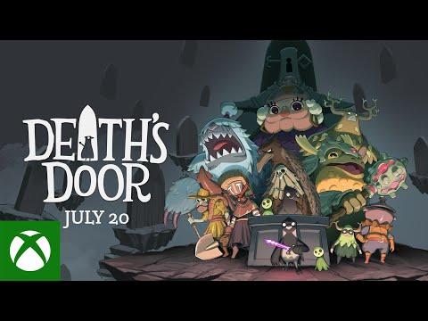 Death's Door — Release Date Trailer