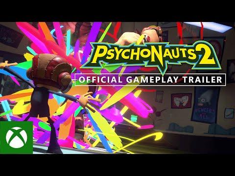 Psychonauts 2 — Official Gameplay Trailer — Xbox & Bethesda Games Showcase 2021
