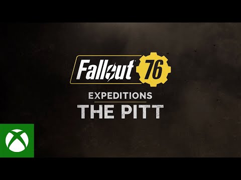 Fallout 76: Expeditions – The Pitt Teaser