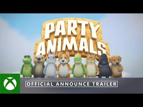 Party Animals — Official Console Announce Trailer — Xbox & Bethesda Games Showcase 2021