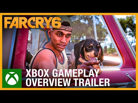Far Cry 6: Xbox Gameplay Overview Trailer   Ubisoft [NA]