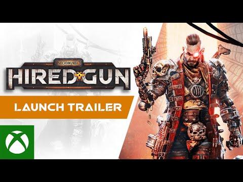 Necromunda: Hired Gun — Launch Trailer