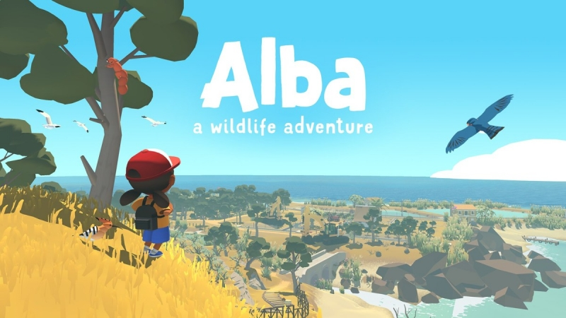 Alba: A Wildlife Adventure Is Now Available For Xbox One And Xbox Series X|S