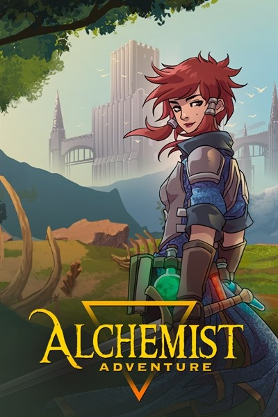 Alchemist Adventure Is Now Available For Xbox One And Xbox Series X|S
