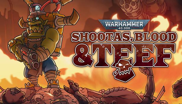 Анонсирована игра Warhammer 40,000: Shootas, Blood & Teaf – двухмерный шутер с кооперативом