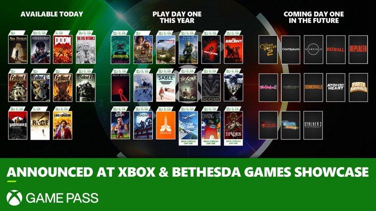 Atomic Heart, Hades, Starfield и другие: Microsoft анонсировала 41 игру в Xbox Game Pass