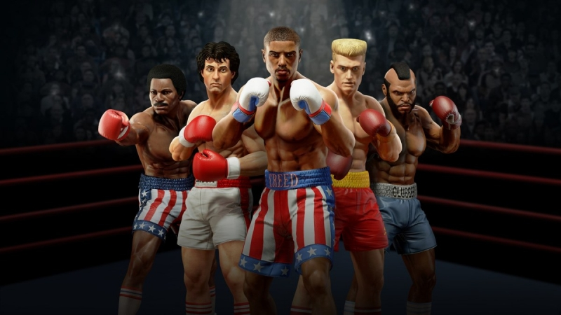 Big Rumble Boxing: Creed Champions Is Now Available For Digital Pre-order And Pre-download On Xbox One And Xbox Series X|S