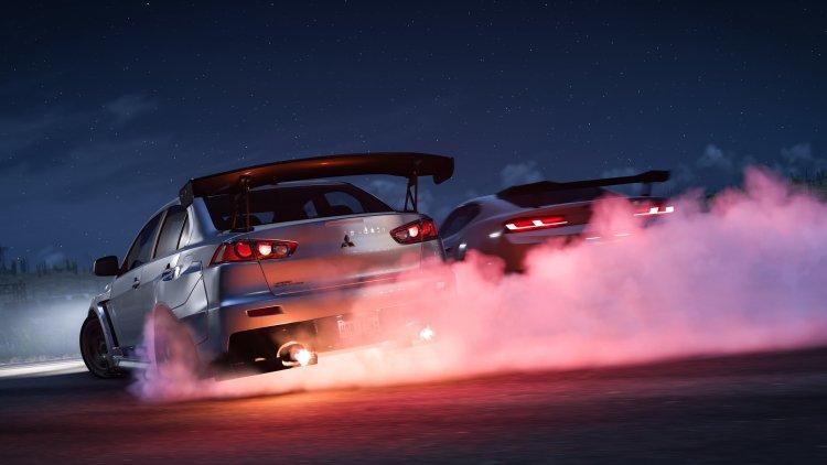 Для создания реалистичного неба Forza Horizon 5 потребовалось 75 Тбайт фотографий