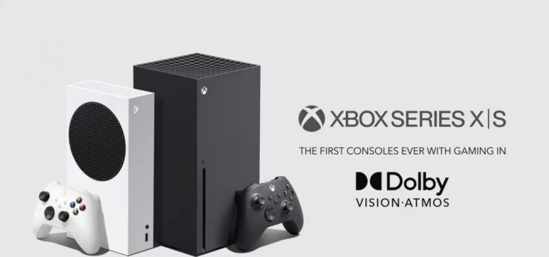 Dolby Vision Gaming будет доступна эксклюзивно для Xbox в течение двух лет