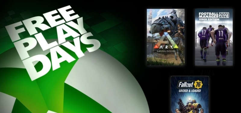 Fallout 76, Ark: Survival Evolved и Football Manager 2021 Xbox Edition временно бесплатны для подписчиков Xbox Live Gold / Xbox Game Pass Ultimate