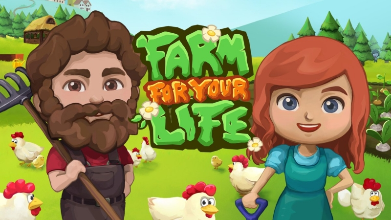 Farm For Your Life Is Now Available For Xbox One And Xbox Series X|S