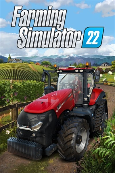 Farming Simulator 22 Is Now Available For Digital Pre-order And Pre-download On Xbox One And Xbox Series X S