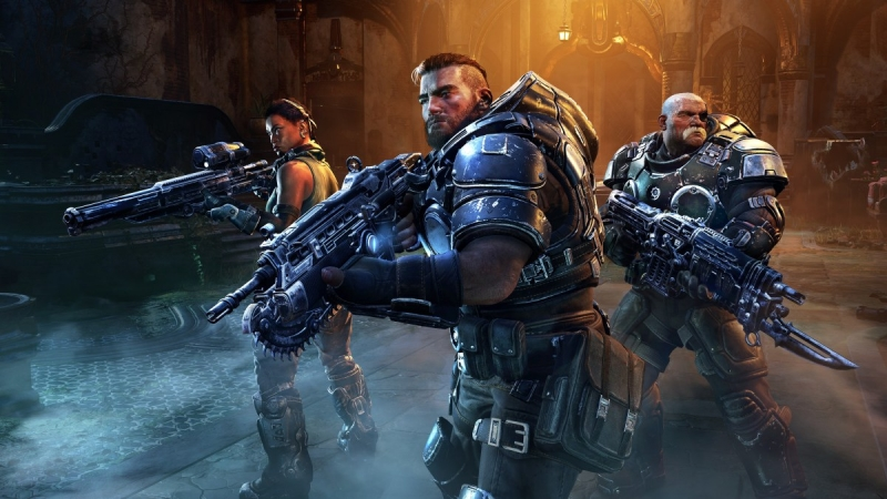 Gears Triple Bundle Is Now Available For Windows 10, Xbox One, And Xbox Series X|S (Xbox Play Anywhere And Smart Delivery)