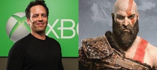 Глава Xbox решил прокомментировать скандал с God of War Ragnarok. Спеснер Xbox похвалил креативного директора God of War