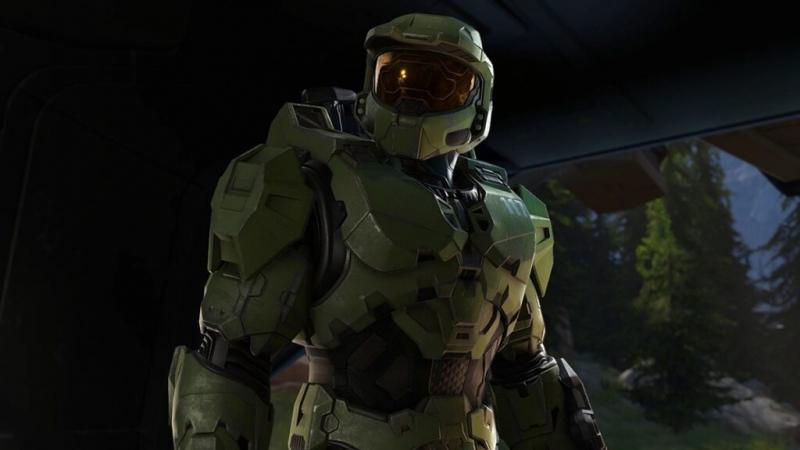 Графика в Halo Infinite в сравнении: 2020 год vs 2021 год