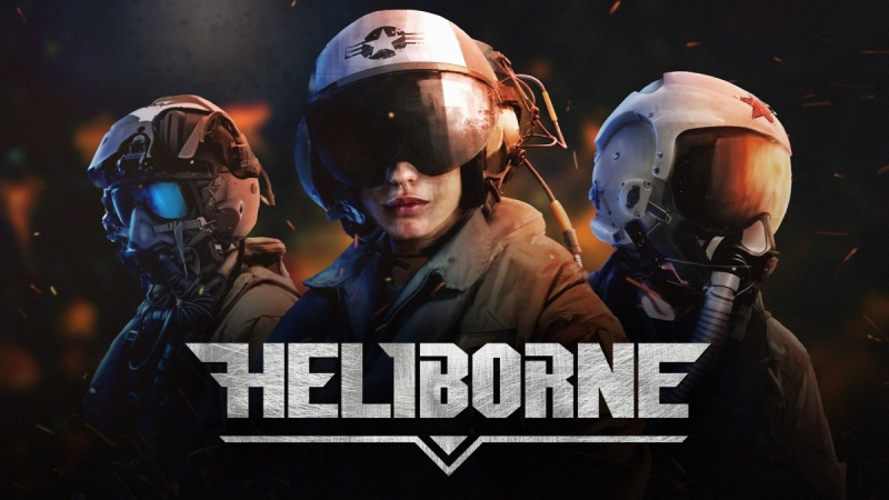 Heliborne Is Now Available For Digital Pre-order And Pre-download On Xbox One And Xbox Series X|S