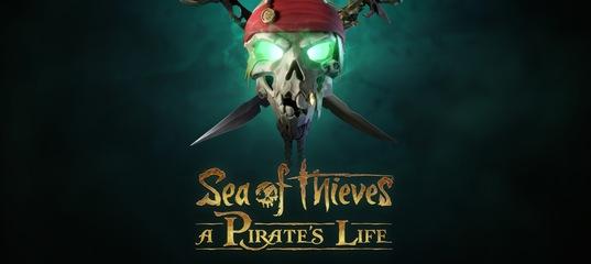 Кроссовер Sea of Thieves с Пиратами Карибского Моря от Disney