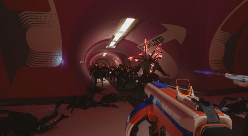 Left 4 Dead в стиле классического сай-фая — премьера The Anacrusis от бывшего сценариста Valve