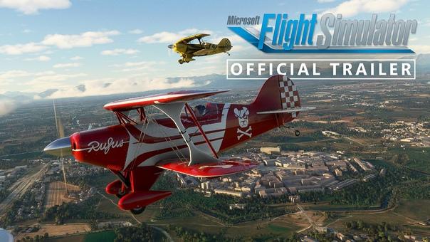 Microsoft Flight Simulator покорил игроков по всему миру. Теперь он приходит на Xbox Series X S.