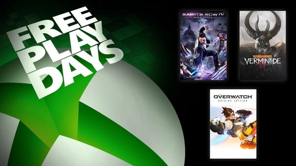 На Xbox One и Xbox Series X|S проходят дни бесплатной игры в Saints Row IV: Re-Elected, Overwatch и Warhammer: Vermintide 2 для пользователей со статусом Gold и обладателей подписки Xbox Game Pass Ultimate. Все игры также можно приобрести со скидками: