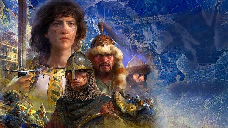 На запуске в Age of Empires IV появится Русь и кампания «Возвышение Москвы»