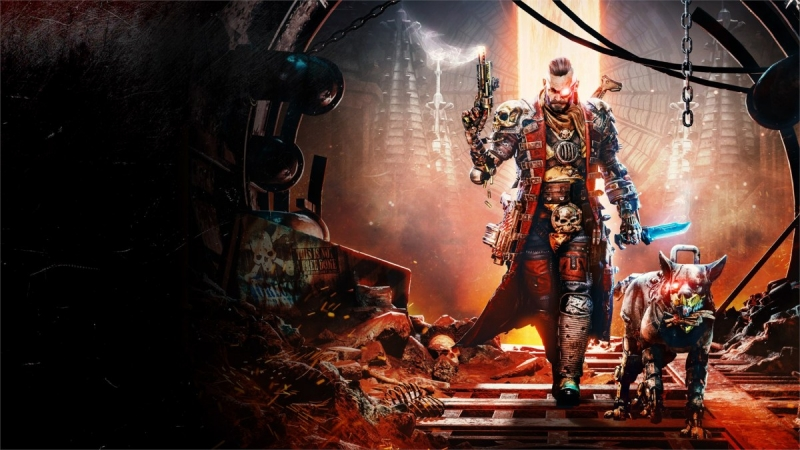 Necromunda: Hired Gun Is Now Available For Xbox One And Xbox Series X|S
