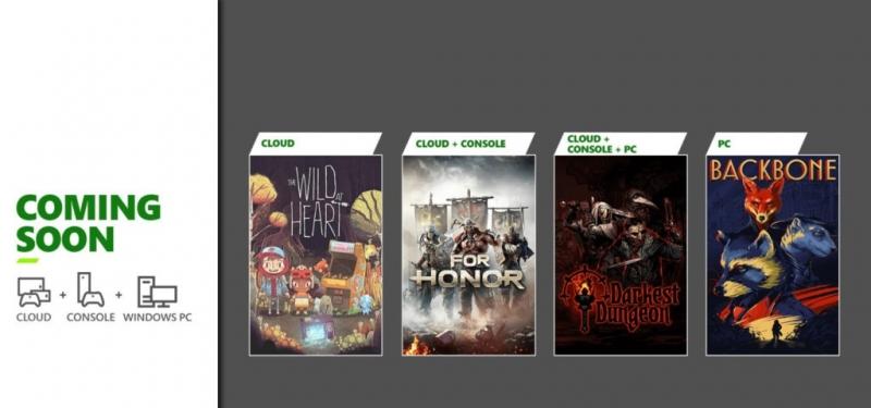Новые игры и другие обновления подписки первой половины месяца