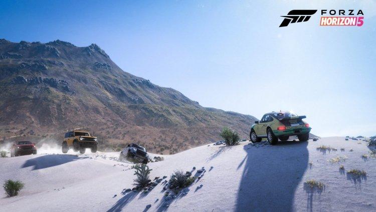 Playground Games объяснила, почему выбрала Мексику для Forza Horizon 5