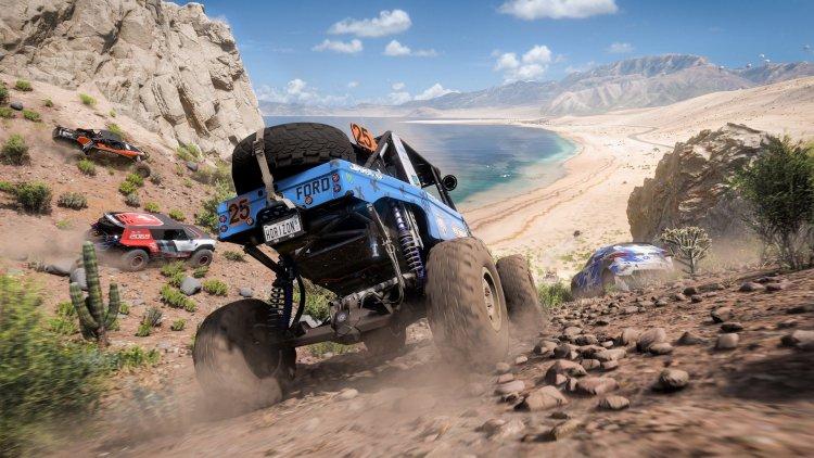 Появились минимальные системные требования Forza Horizon 5: хватит NVIDIA GeForce GTX 650 Ti и Intel Core i3-4170