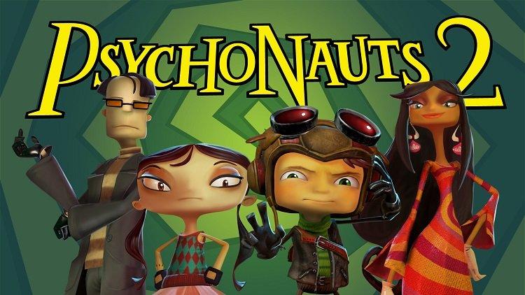 Приключенческий экшен-платформер Psychonauts 2 выйдет 25 августа — предзаказы уже стартовали