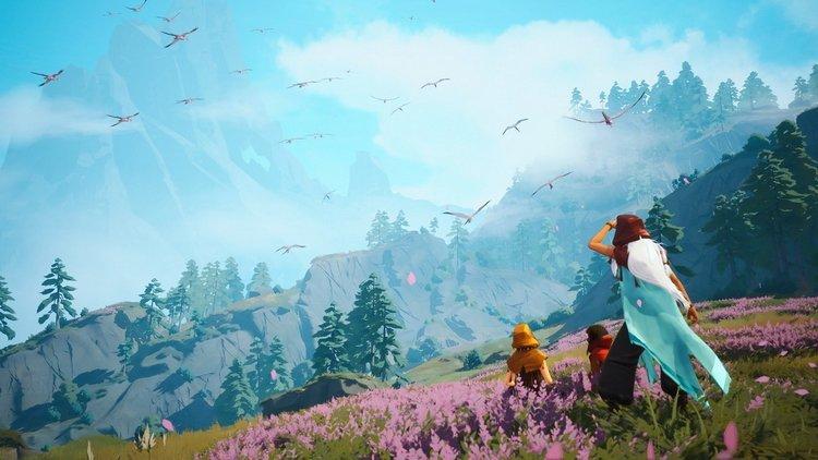 Rare всё ещё не определилась с геймплейными идеями Everwild — игра, вероятно, далека от релиза